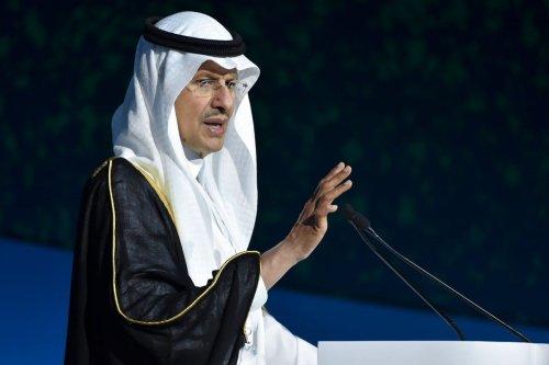 Saudi Minister of Energy Abdulaziz Bin Salman in the Saudi capital Riyadh, on 25 February 2020 [FAYEZ NURELDINE/AFP/Getty Images]