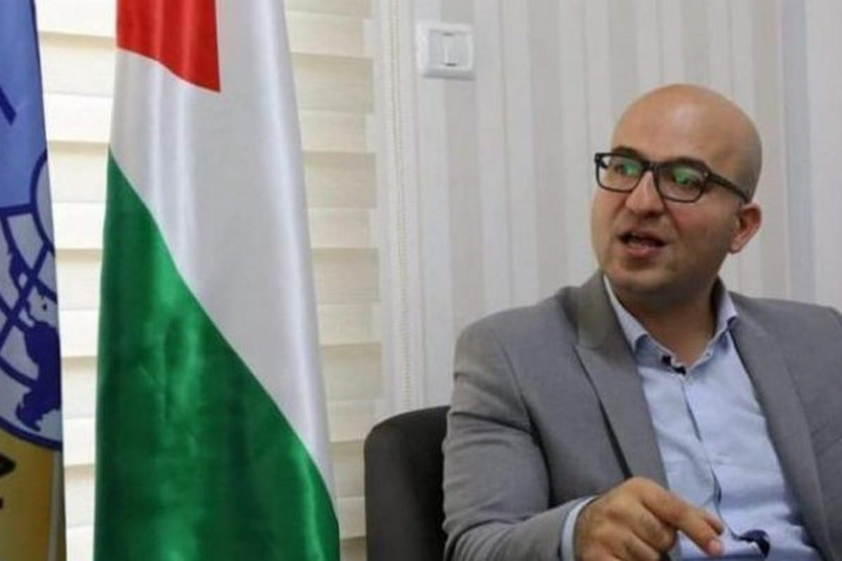 Jerusalem Affairs Minister Fadi al-Hadami , 1 July 2019 [Islamic Voice/Twitter]