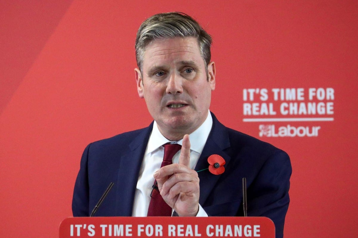 Keir Starmer, Leader of the Labour Party, 14 April 2020