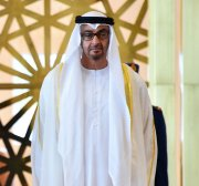 Abu Dhabi crown prince discusses Syria with Assad