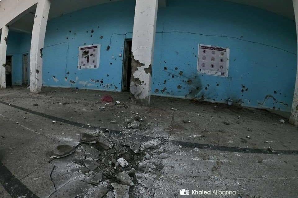 Taiz prison in Yemen [Twitter]