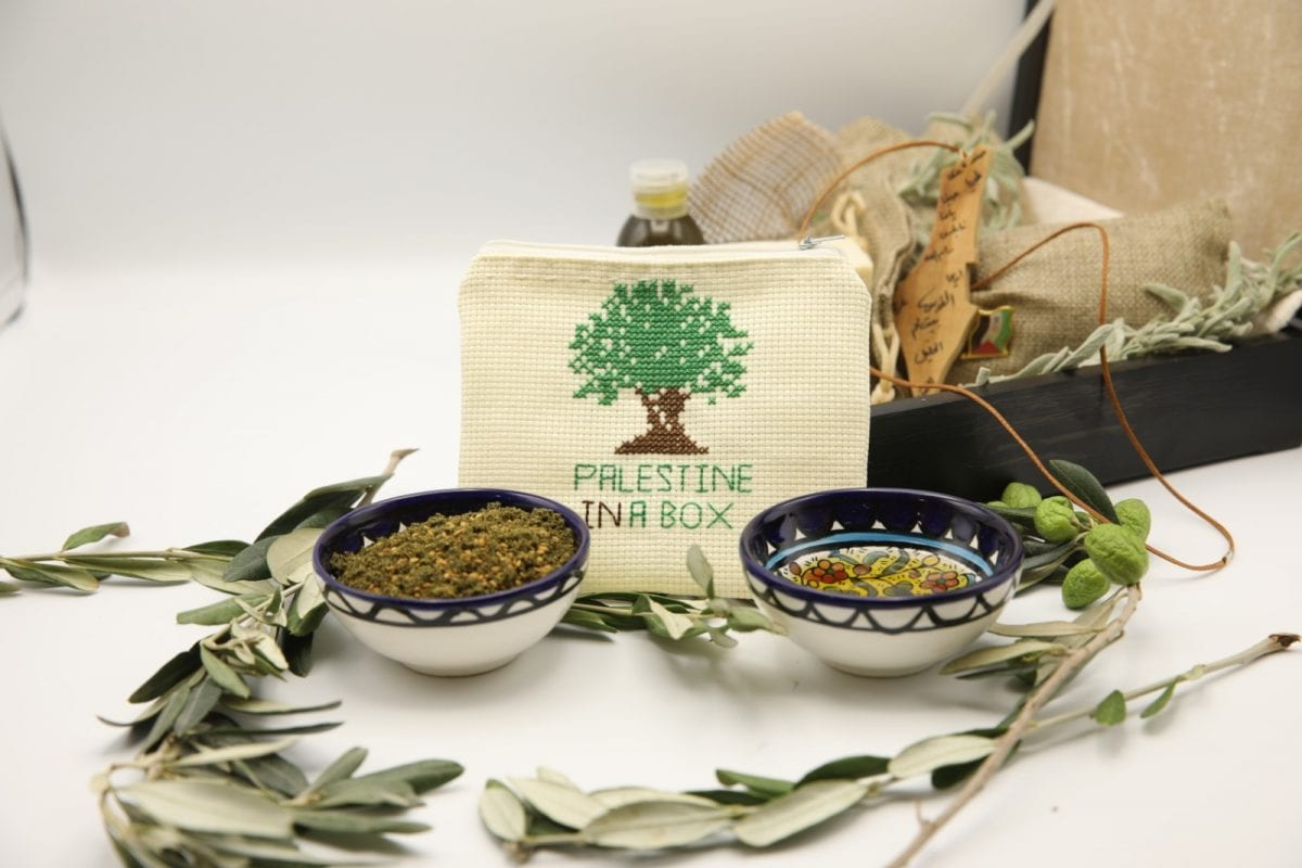 'Palestine in a Box' aims to share the natural beauty of Palestine