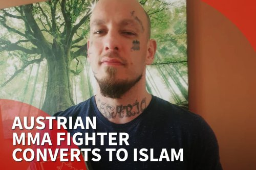 Thumbnail - Austria MMA fighter converts to Islam