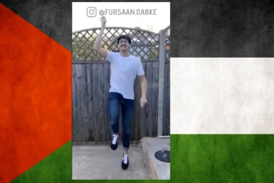 Hundreds of people went online on Saturday to commemorate the Nakba as the coronavirus lockdown continued in the UK [screenshot]