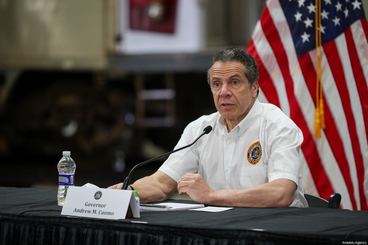 Cuomo: No Region Currently Meets Criteria To Reopen