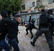 Normalising Israeli violence during the pandemic