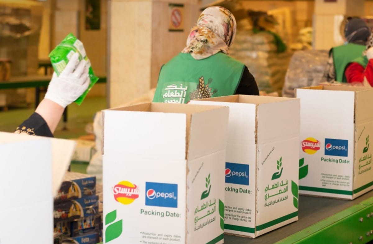 Egypt Food Bank Serving 300 More Families This Ramadan Middle East Monitor
