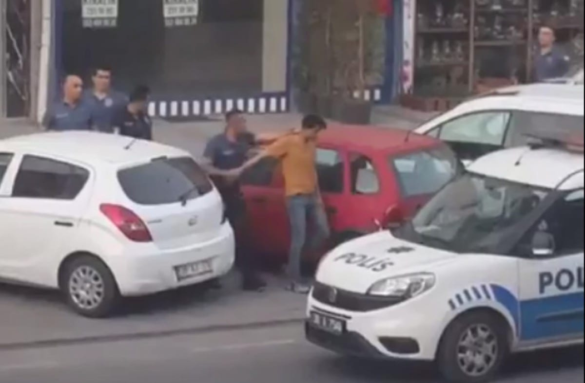 Iranian arrested by Turkish police in Kayseri [DHA]