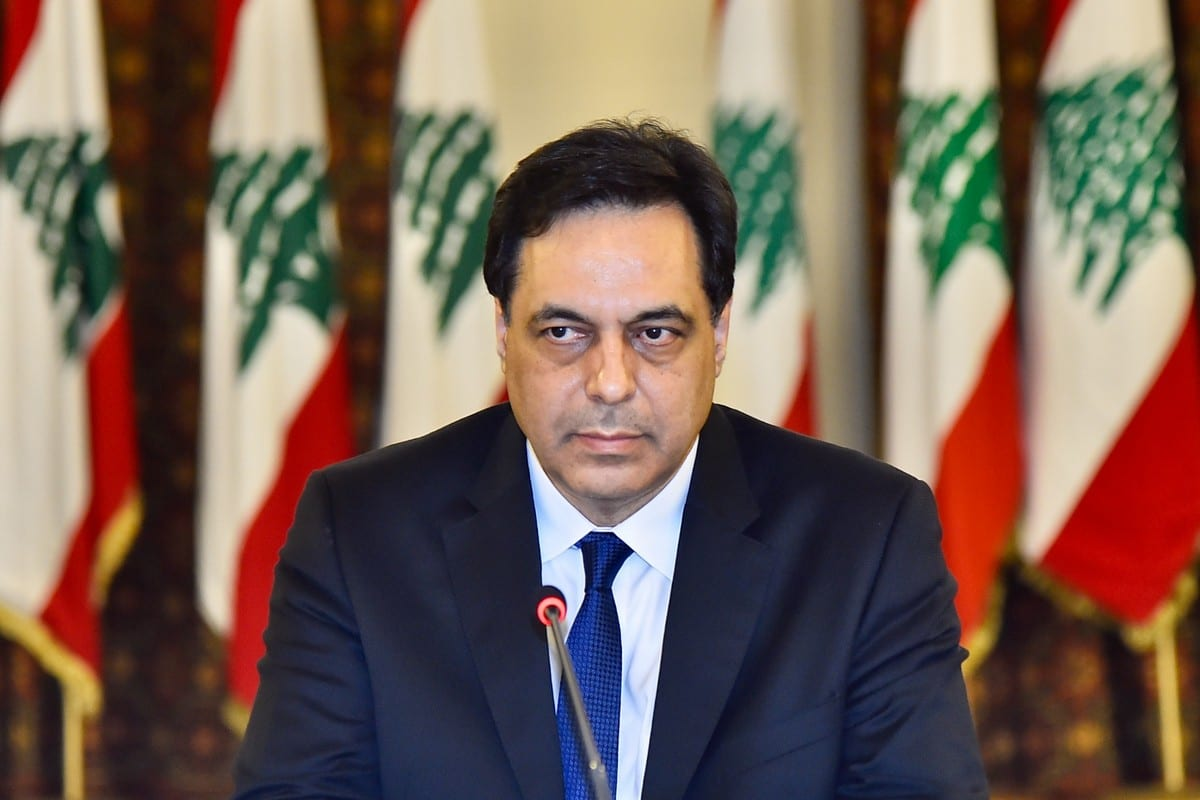 Lebanon PM holds emergency meeting as protests intensify – Middle ...
