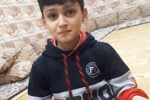 A seven-year-old boy was found dead in a toilet corridor at a mosque in Nineveh, Iraq