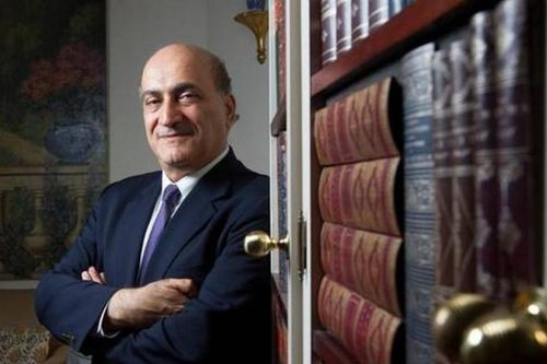 Walid Phares, former advisor to US President Donlad Trump