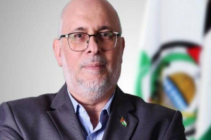 Maher Salah, head of Hamas Diaspora Office [Quds Press]