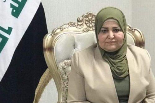 Iraqi MP Mahasin Hamdoun, 16 June 2020 [Twitter]