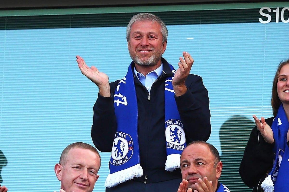 Russian-Israeli billionaire Roman Abramovich, 2 June 2020 [Uber Chelsea FC/Twitter]