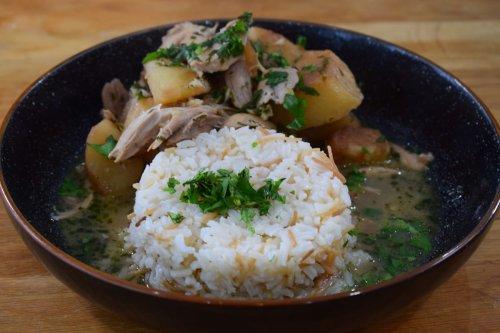 Thumbnail - Yakhni batata
