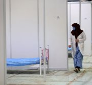 'Total curfew': Coronavirus cases, deaths rise in Iraq