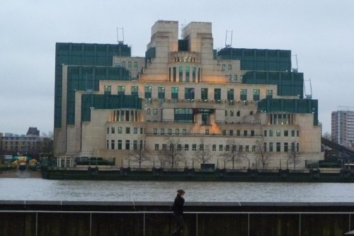 MI5 Headquarters [Flickr]