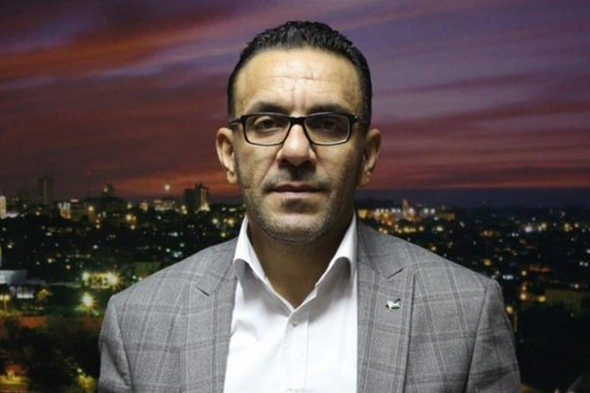 Jerusalem governor Adnan Gheith, 1 June 2019 [SamahMa22704099/Twitter]