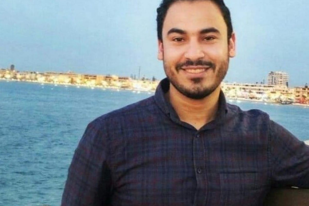 Egyptian Dr. Ahmed Safwat was taken by state security after criticising the government