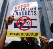 Australia and Israel are two sides of the colonial legacy which undermines Palestinian rights