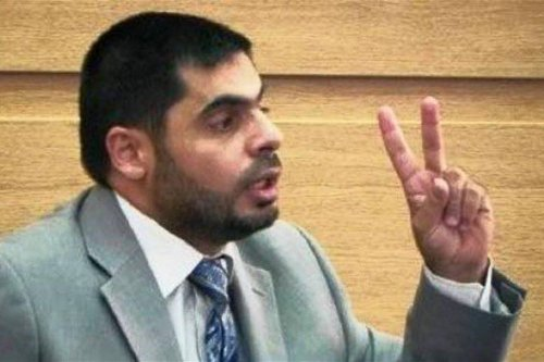 Islamic scholar Bassam Al-Tarras, 9 November 2016 [Insight Club AUB/Facebook]