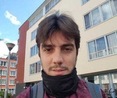 Ahmet Serdar Günaydın [@AhmetSerdarG/Twitter]