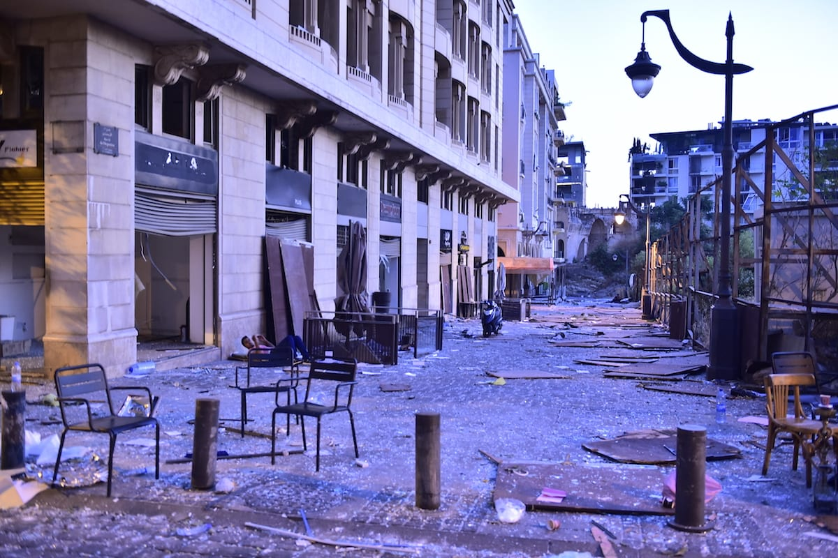 United Nations  wants independent probe into Beirut blast