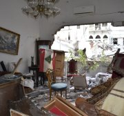 Beirut explosion damaged 8,000 buildings