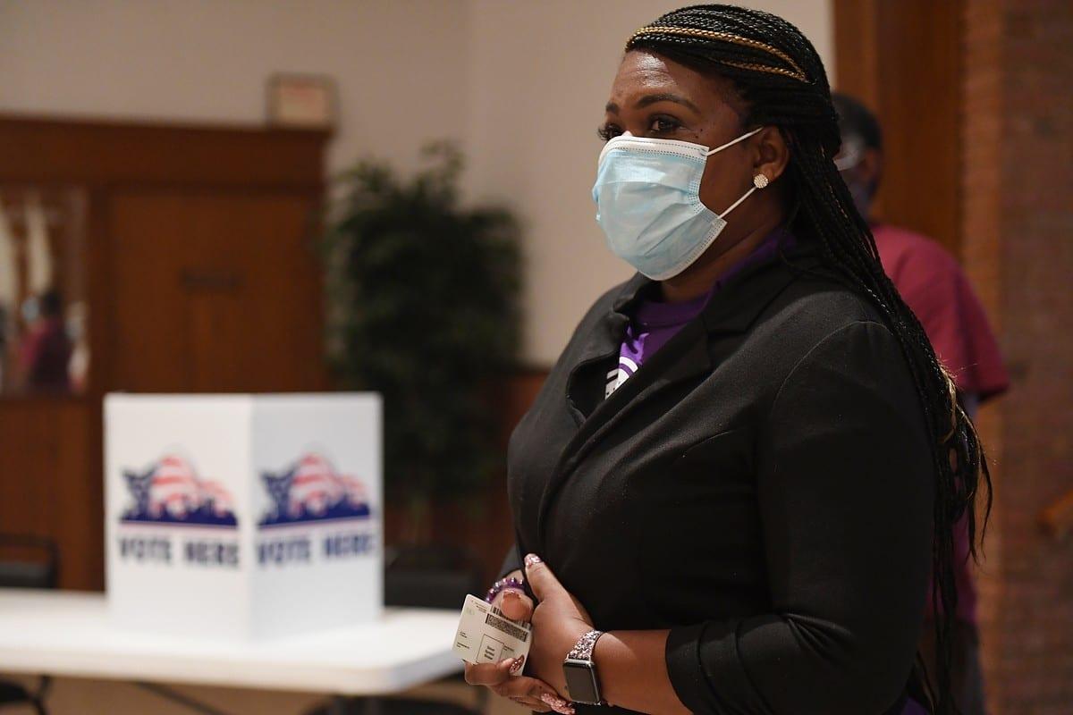 Pro-BDS, BLM activist Cori Bush defeats pro-Israel candidate in US primary