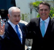 Once again, Brazil appeals for Israel's help to tackle a crisis