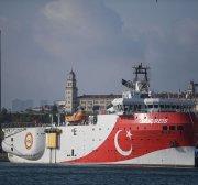 Turkey has a legitimate presence in the Mediterranean Sea