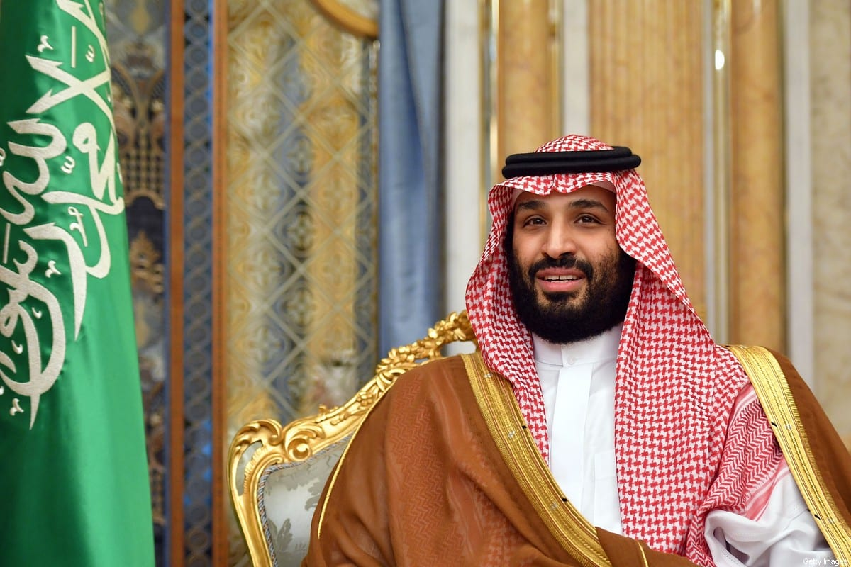Saudi Arabia's Crown Prince Mohammed Bin Salman in Jeddah, Saudi Arabia, on 18 September 2019 [MANDEL NGAN/AFP/Getty Images]