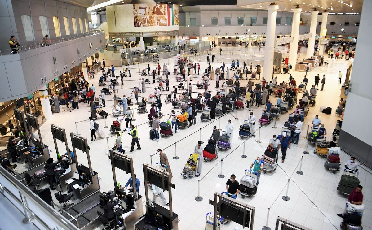 'Kuwait will review flight ban to Cairo', says Egypt