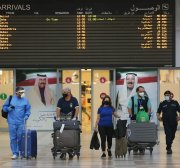 Kuwait will keep airport at 30% of capacity until further notice