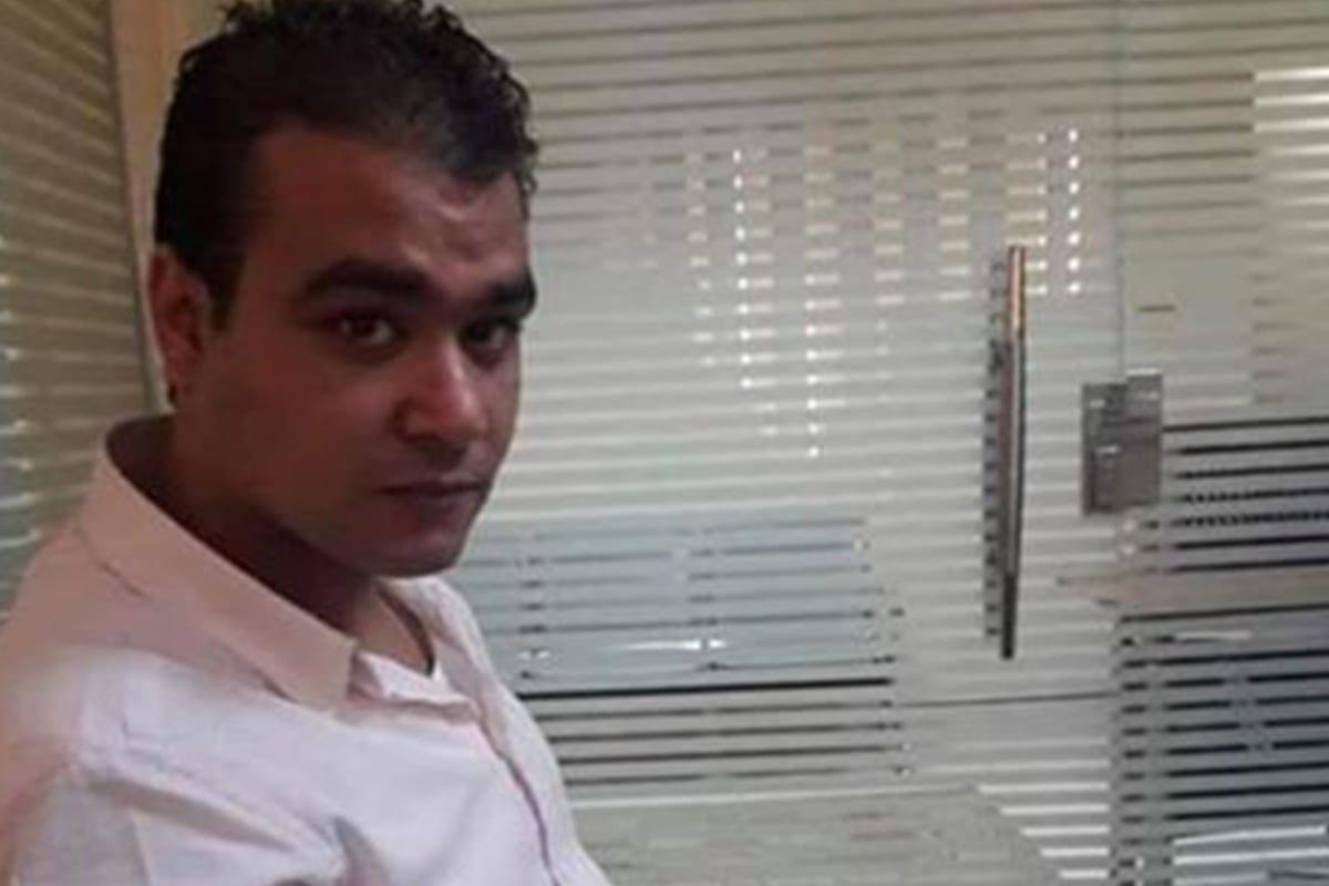 Egyptian Tarek Mohamed Al-Jabri died at a police station in Egypt, 11 August 2020