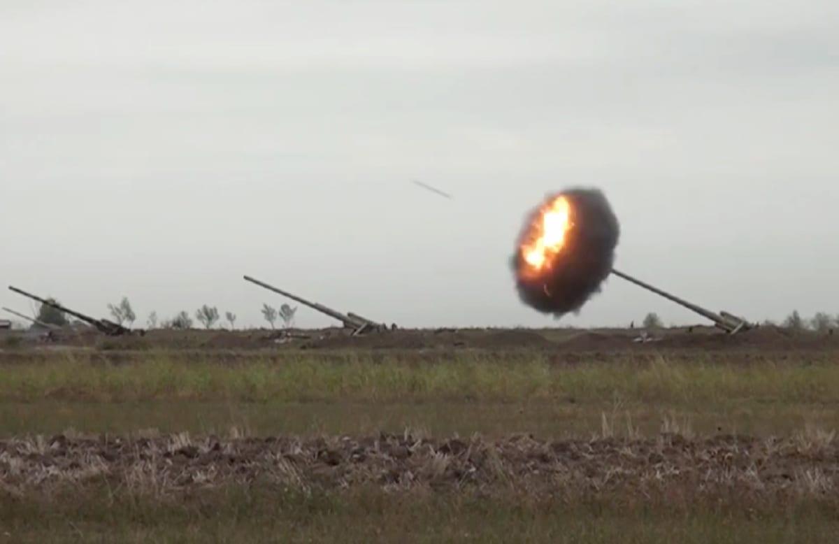 Azerbaijan liberates 13 more villages occupied by Armenia
