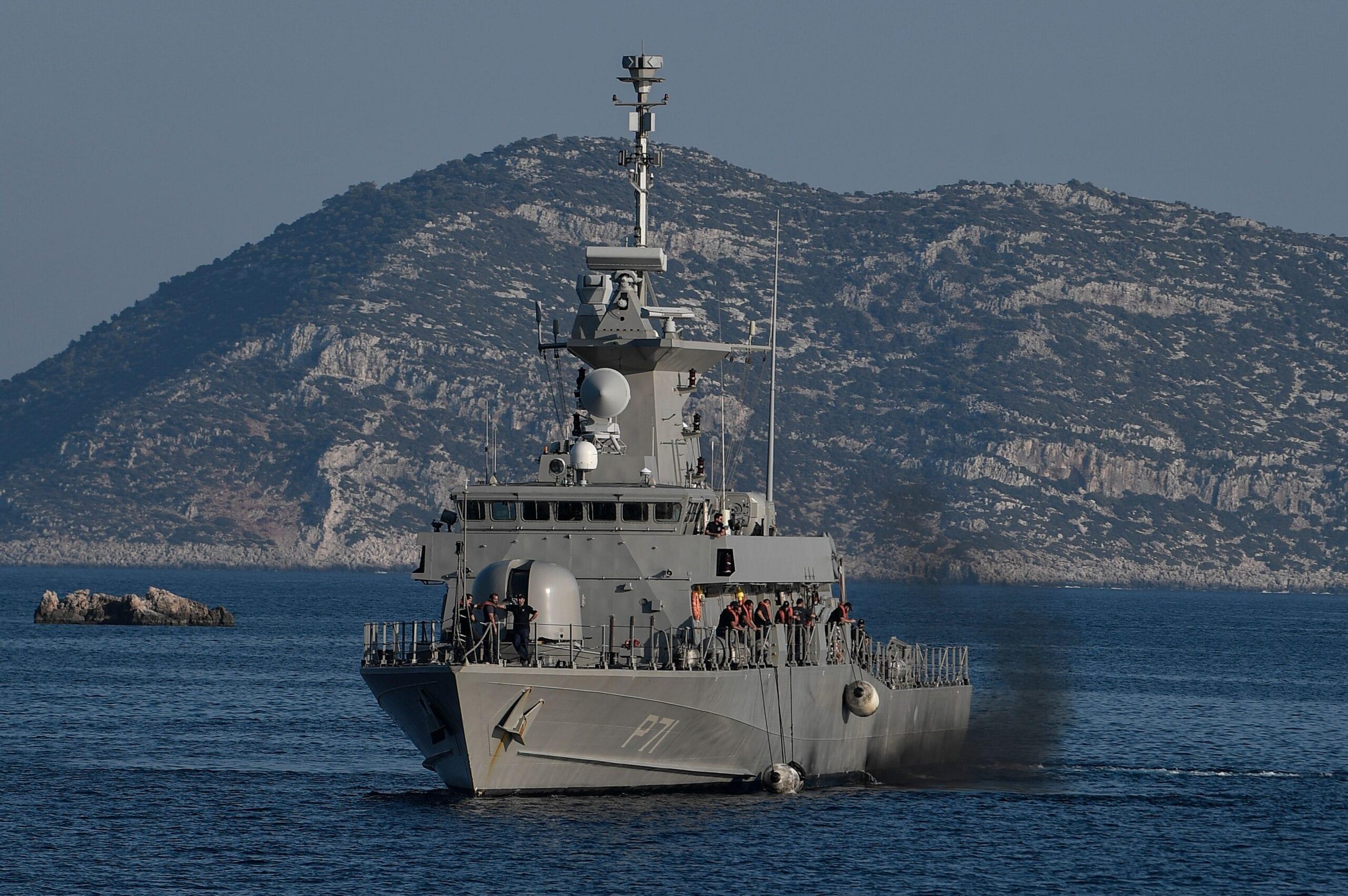 France backs Turkey sanctions as an option