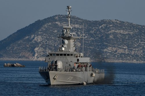 GREECE-TURKEY-DIPLOMACY-ARMY