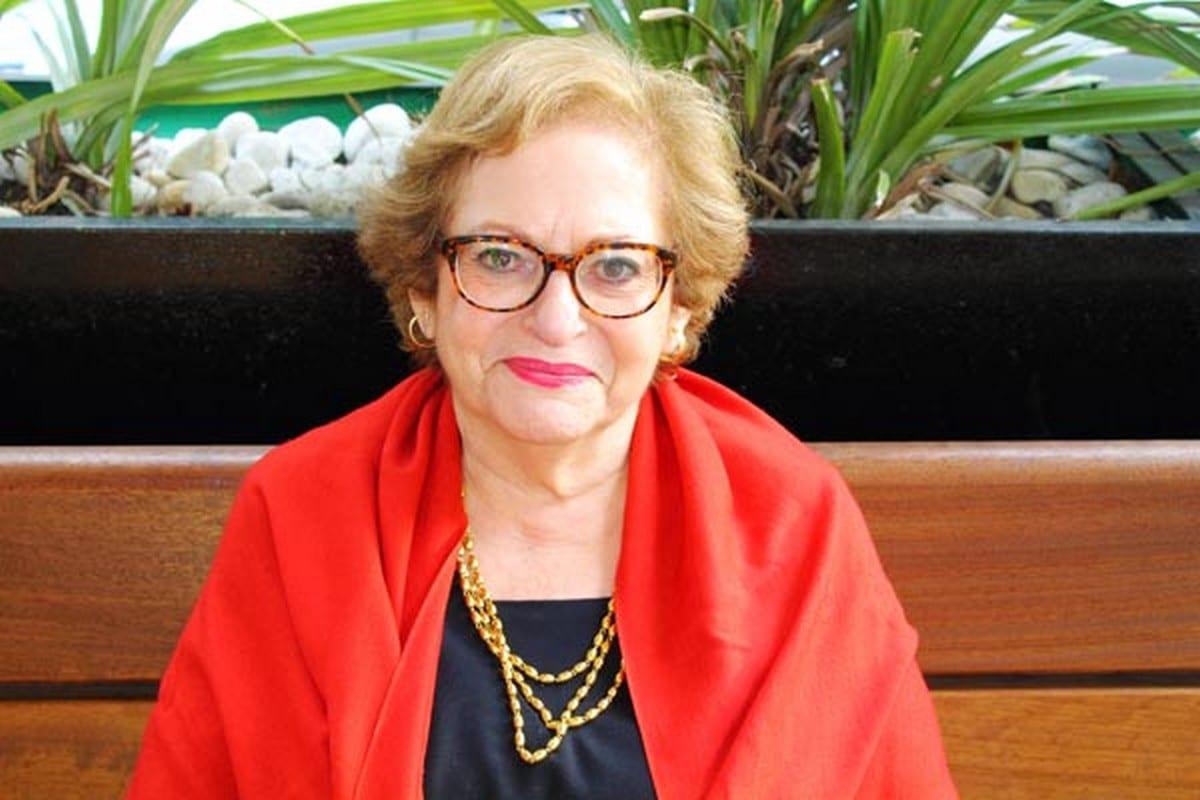 Author Jean Said Makdisi