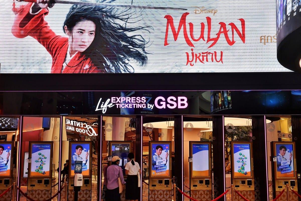 Disney facing backlash for filming 'Mulan' live-action remake in Xinjiang
