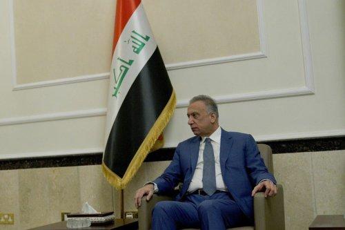 Iraqi Prime Minister Mustafa Al-Kadhimi in Baghdad, Iraq, 10 September 2020 [IraqiPMO/Twitter]