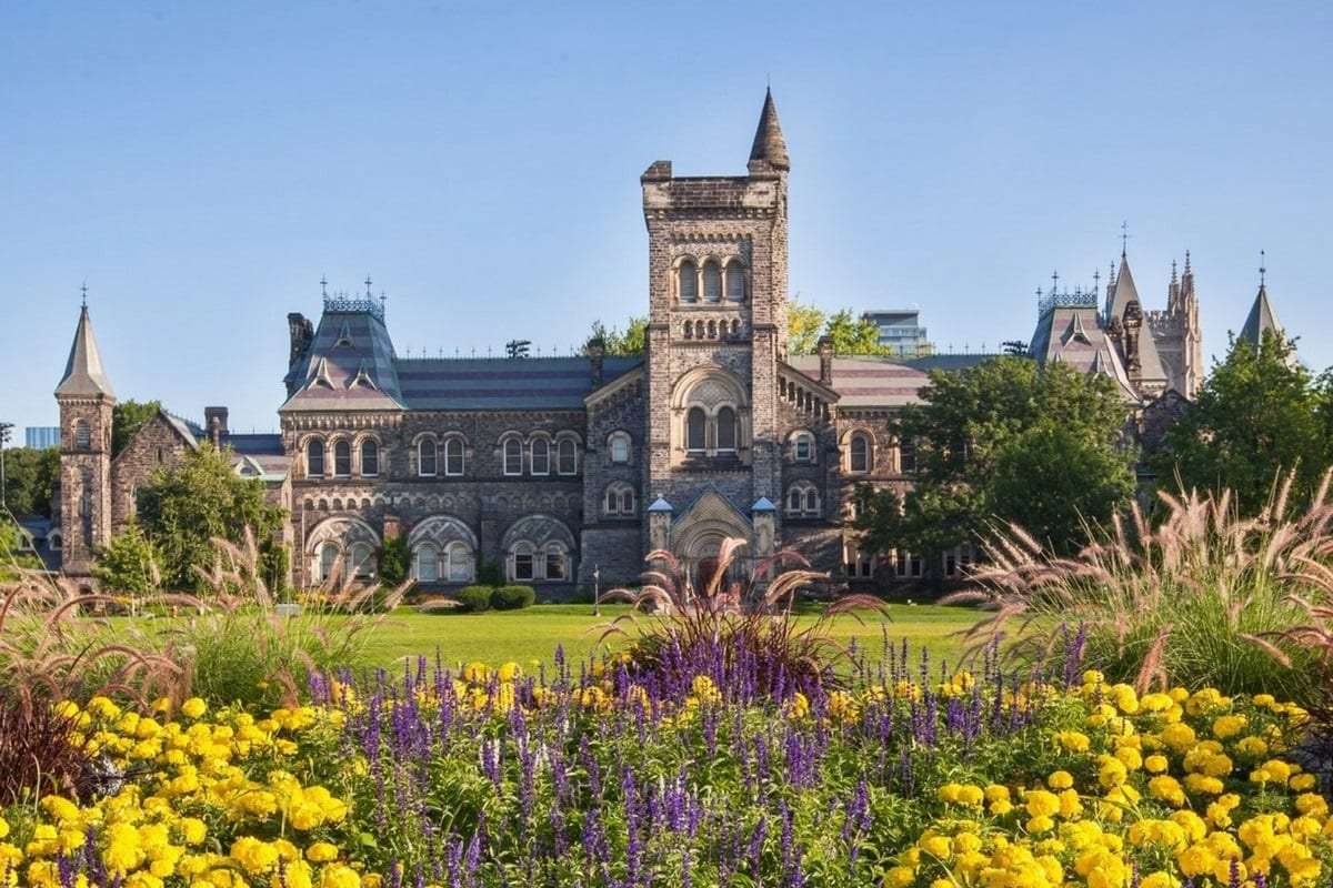 University of Toronto in Canada, 6 July 2020 [University of Toronto Student Life Programs/Facebook]