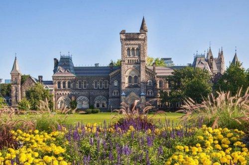 University of Toronto in Canada, 6 July 2020 [University of Toronto Student Life Programs/Facebook]