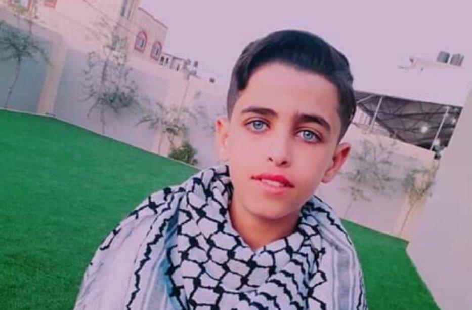 Musa Abu Jazar, 12 - Rafah