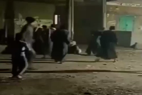 Egypt forces shoot at protesters in Kafr Qandil village