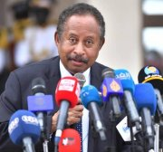 Hamdok: 'EU supports removing Sudan from US sanctions list'