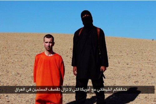 Aid worker David Haines was executed by terrorist organisation Daesh [@KTLA/Twitter]