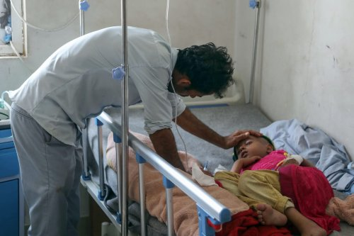MSF: Yemeni cancer clinic hit by heavy weapons