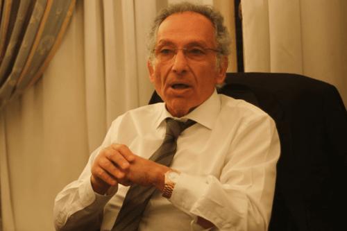 Egyptian geotechnical engineer Mamdouh Hamza [Youtube]