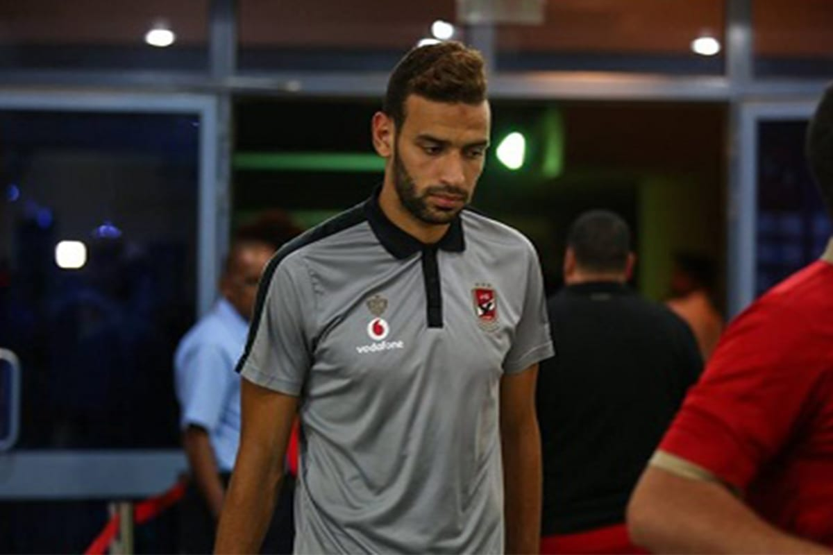 Egyptian Ceramica Cleopatra Club player Mido Jaber disappeared from one of the army's chain of hotels under mysterious circumstances [@EgyptDailyNews/Twitter]